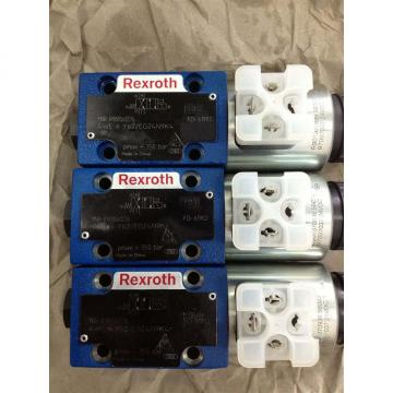 REXROTH 4WE6B6X/OFEG24N9K4/B10 Valves